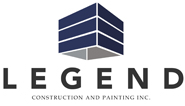 Legend Construction and Painting Inc. is based in Roseville, CA and is a licensed general and painting contractor. We specialize in commercial work.